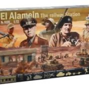 1/72 EL ALAMEIN KIT ITALERI Plastic Model Kit (6181)