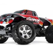 TRAXXAS STAMPEDE 2WD TRUCK BRUSHED RTR 36054-1