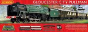 HORNBY GLOUCESTER CITY PULLMAN TRAIN SET R1177