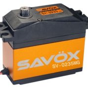SAVOX 1/5 BAJA SERVO MG DIGITAL SV0235MG