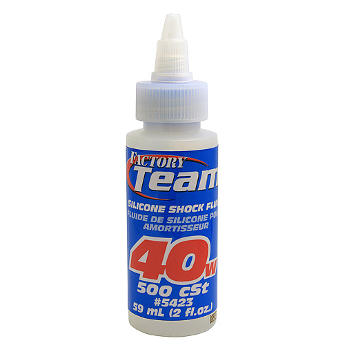 SILICONE SHOCK OIL 40 WEIGHT TEAM ASSOCIATED