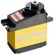 SAVOX MINI METAL GEAR 4KG .13S SH0255MG