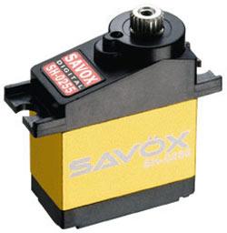 SAVOX MINI METAL GEAR 4KG .13S SH0255MG