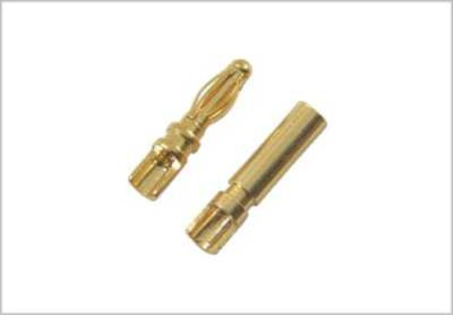 TY1 GOLD BULLET 2MM PAIR