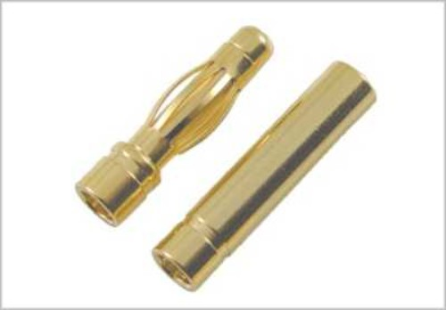 TY1 GOLD BULLET 4MM PAIR