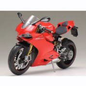 1199 PANIGALES TAMIYA T14129 Plastic Model Kit