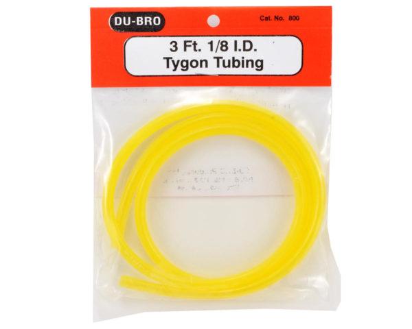 DUBRO TYGON GAS TUBE 1/8 I.D. 3FT DB800