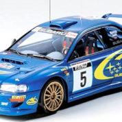 SUBARU IMPREZA WRC 99 TAMIYA T24218 Plastic Model Kit