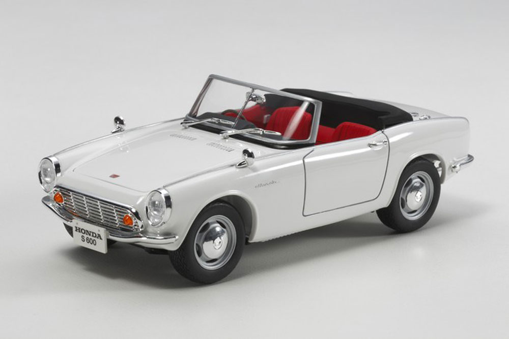 1/24 HONDA S600 TAMIYA T24340 Plastic Model Kit