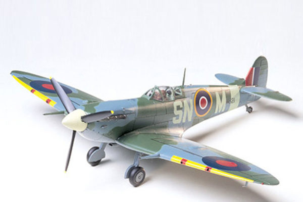 SPITFIRE MK VB TAMIYA T61033 Plastic Model Kit