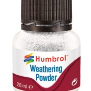 HUMBROL WHITE WEATHERING POWDER AV0002 28ML