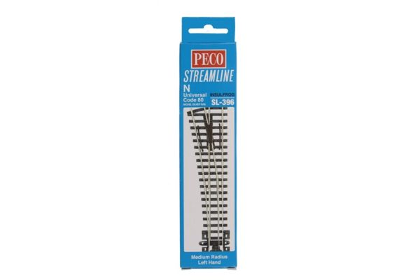PECO SL396 L/H MEDIUM RADIUS POINT