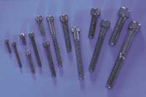 3MM X 10 CAP SCREWS DUBRO 2123