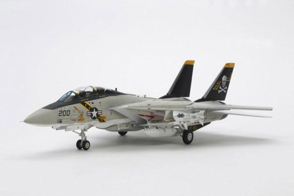 1/48 F-14A TOMCAT TAMIYA T61114 Plastic Model Kit