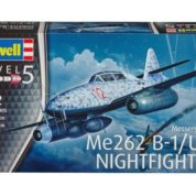 MESSERSCHMITT ME26 REVELL 04995 Plastic Model Kit