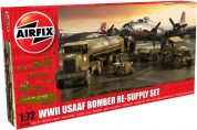 USAAF AIRFORCE BOMBER AIRFIX 06304 Plastic Model Kit