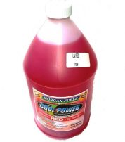 COOL POWER SYNTHETIC LOW VISCOSITY 3.78 LITRE RED OIL MORGAN FUEL