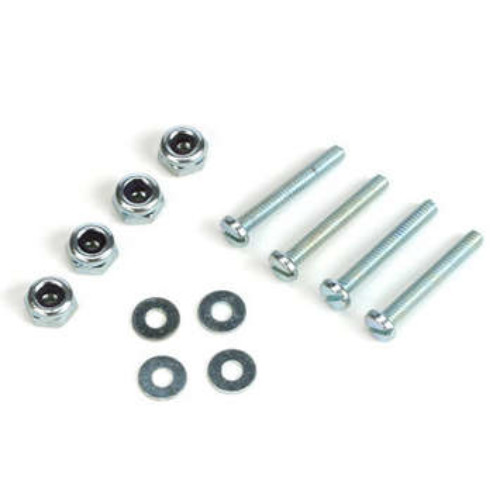 BOLT SET WITH LOCK NUT 3-48 QTY4 DUBRO 175