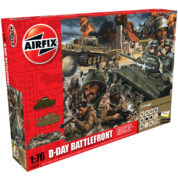 BATTLE FRONT AIRFIX 50009 Plastic Model Kit
