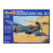 HAWKER HURRICANE NK11 REVELL 04144 Plastic Model Kit