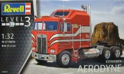 KENWORTH AERODYNE REVELL 07671 Plastic Model Kit