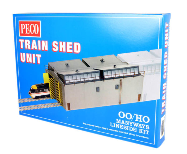 PECO LK80 TRAIN SHED UNIT