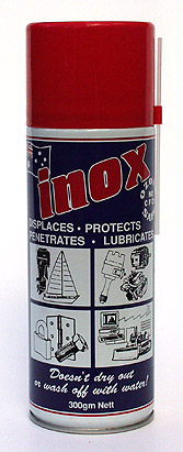 INOX LUBRICANT SPRAY LARGE 300G MX3