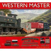 HORNBY WESTERN MASTER DIGITAL E-LINK TRAIN SET R1173