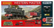 HORNBY WESTERN MASTER DIGITAL E-LINK TRAIN SET R1173