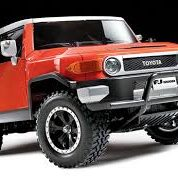 TAMIYA FJ CRUISER RC KIT 58588
