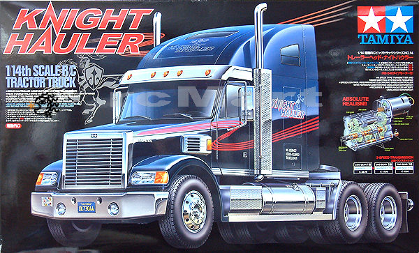 TAMIYA KNIGHT HAULER RC KIT 56314