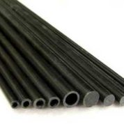 CARBON FIBER TUBE 6X4X750MM