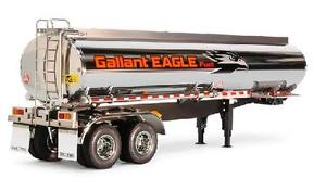 TAMIYA FUEL TANK TRAILER 56333