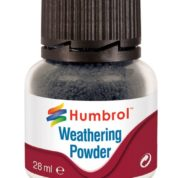 HUMBROL SMOKE WEATHERING POWDER AV0004 28ML
