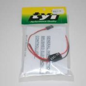 TY1 SPEED CONTROLLER ELEC 10AMP