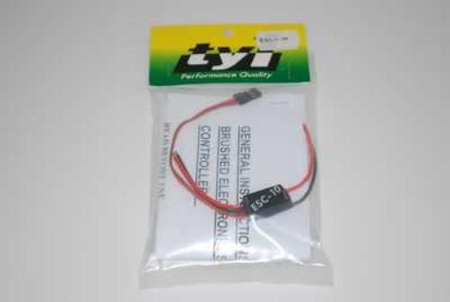 TY1 SPEED CONTROLLER ELEC 10AMP