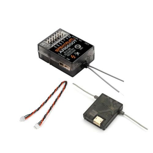 SPEKTRUM AR6600T TELEMETRY RX