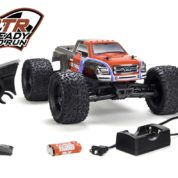 ARRMA GRANITE VOLT RED/BLACK