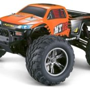 FUNTEK 1/12 MONSTER TRUCK ORANGE MT12 RTR