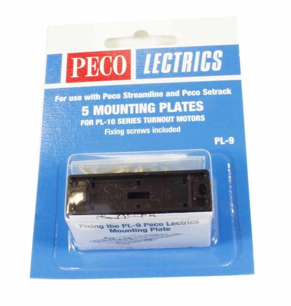 PECO PL9 MOUNTING PLATE PL9