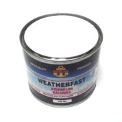 WEATHERFAST WHITE PREMIUM MARINE 100ML ULTRA HIGH GLOSS ENAMEL