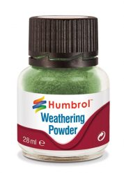 HUMBROL CHROME OXIDE GREEN WEATHERING POWDER AV0005 28ML