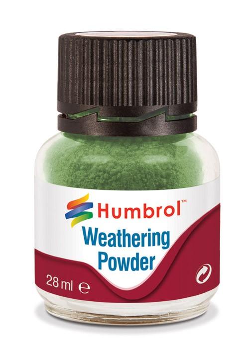 HUMBROL CHROME OXIDE GREEN WEATHERING POWDER AV0005 28ML