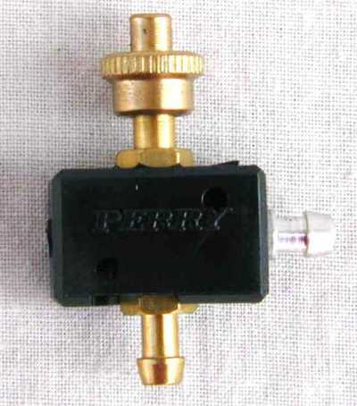 PERRY REMOTE NEEDLE VALVE .25-120 VPRNV01