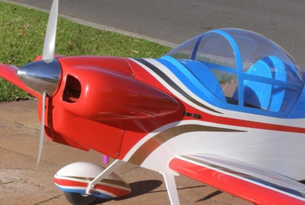 CORBY STARLET 85' Wing Span ARF Sportsman Aviation