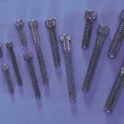 HEX HEAD SCREW 6-32 X1.5 DUBRO 317