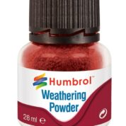 HUMBROL IRON OXIDE WEATHERING POWDER AV0006 28ML