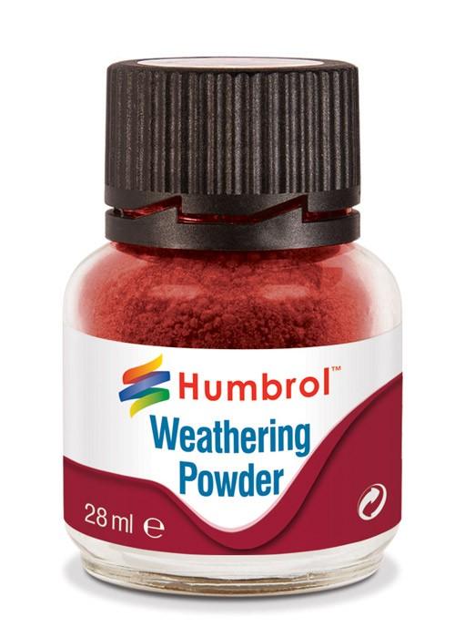 HUMBROL IRON OXIDE WEATHERING POWDER AV0006 28ML