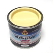 WEATHERFAST SANDSTONE PREMIUM MARINE 100ML ULTRA HIGH GLOSS ENAMEL