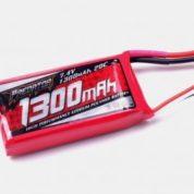 FMS LIPO 1300MAH 7.4V 20C BATTERY FMSPE2S1300